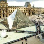 Il Louvre, il museo di Parigi più visitato al mondo