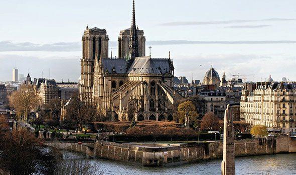 La Cattedrale di Notre-Dame di Parigi: uno splendido esempio di stile gotico