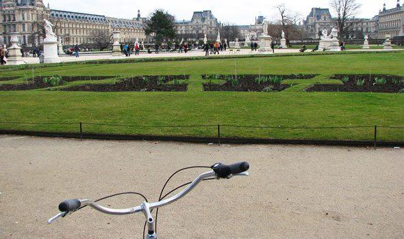 Bicicletta Parigi