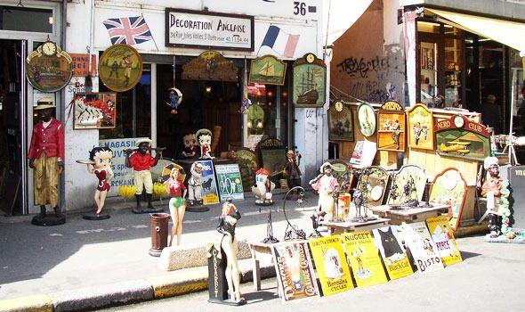 I 4 più famosi mercatini delle pulci di Parigi