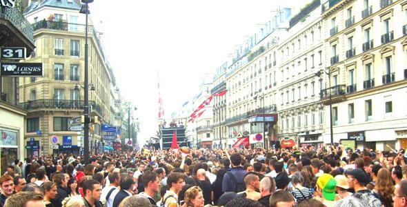 Eventi e manifestazioni a Parigi