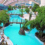 L'Aquaboulevard: il più grande parco acquatico d'Europa