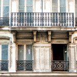 Un edificio fantasma nel pieno centro di Parigi!