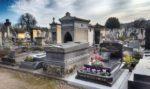 Cimitero di Montparnasse a Parigi