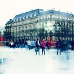 Natale a Parigi: le piste per pattinare sul ghiaccio