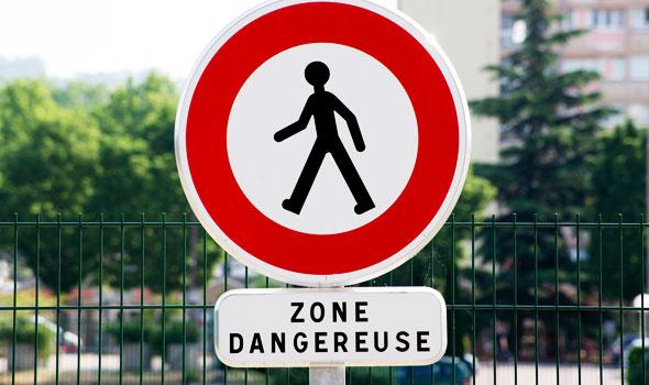 Le 10 città più pericolose di Francia