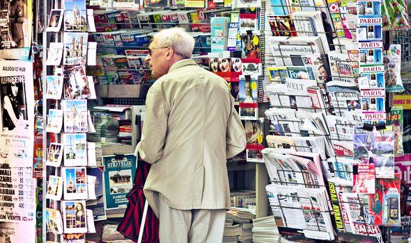 Giornali francesi: la guida per informarsi in Francia