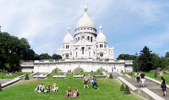 Basilica del Sacro Cuore di Parigi