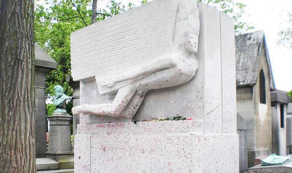 Tomba Oscar Wilde