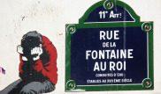Street art a Parigi e principali artisti francesi