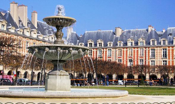 Le 5 più belle piazze di Parigi