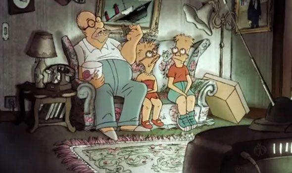 VIDEO. E se i Simpsons fossero parigini?