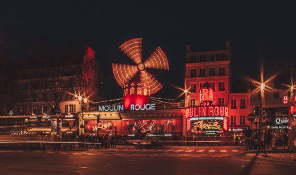Cabaret di Parigi