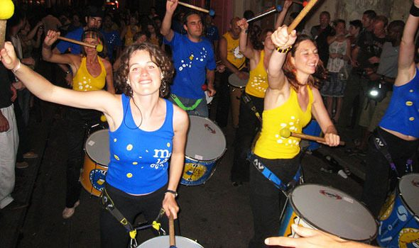 La festa della musica di Parigi: suoni, colori e tanto divertimento