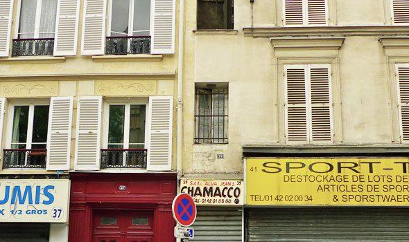 L'immobile più piccolo di Parigi