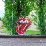 "Francia, la street art ""punto croce"""