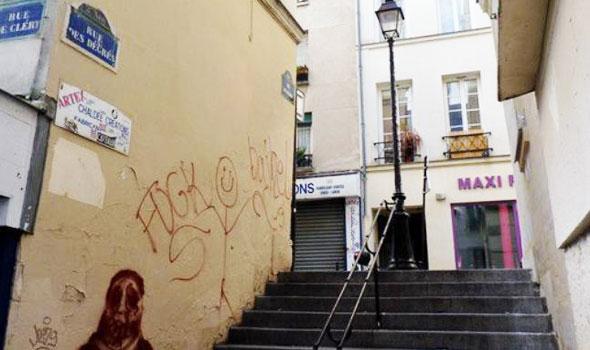 La via più corta di Parigi
