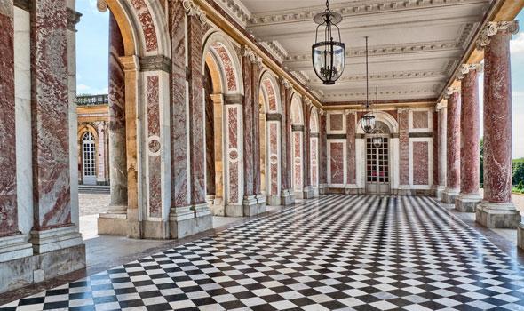 Lo châteaux de Trianon