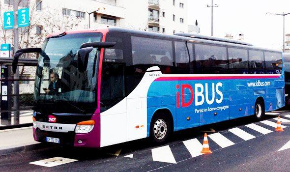 Idbus: il bus lowcost che collega Parigi all'Italia e all'Europa