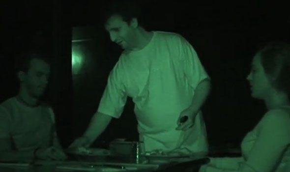 Dans le Noir: Il ristorante al buio di Parigi