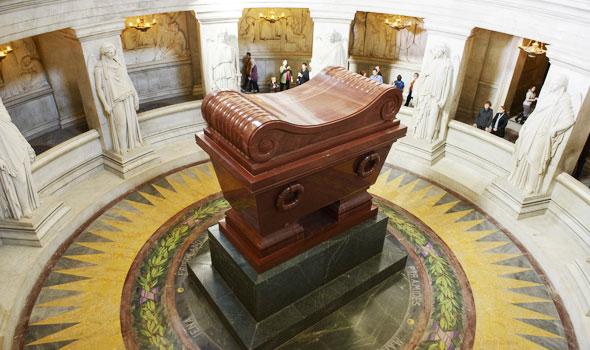 La tomba di Napoleone