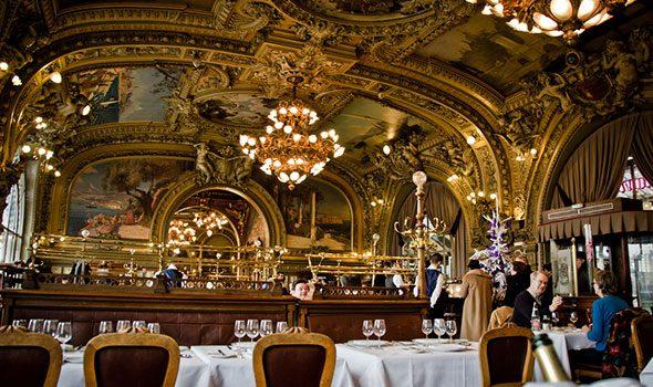 Le 6 brasserie più eleganti di Parigi
