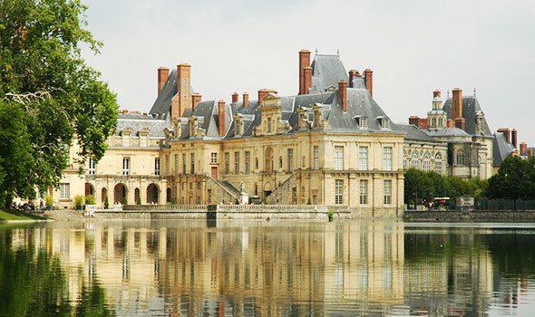 castello-fontainebleau