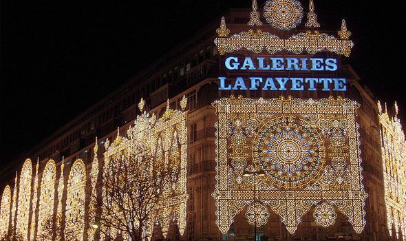 Le Galeries Lafayette di Parigi: per gli amanti shopping ma non solo