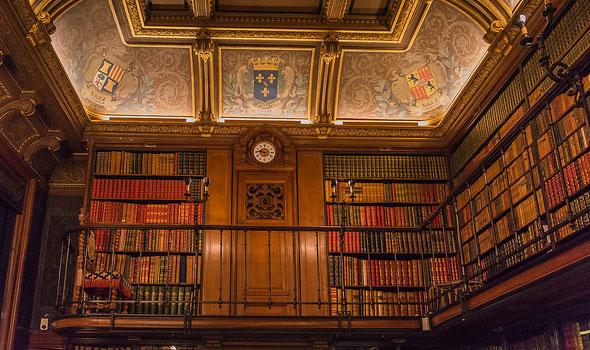 Il castello e il museo Condé di Chantilly