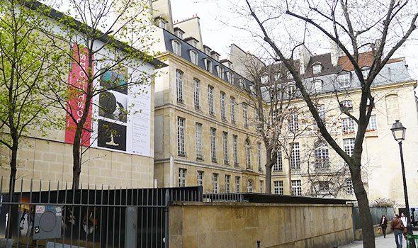 La casa della fotografia di Parigi