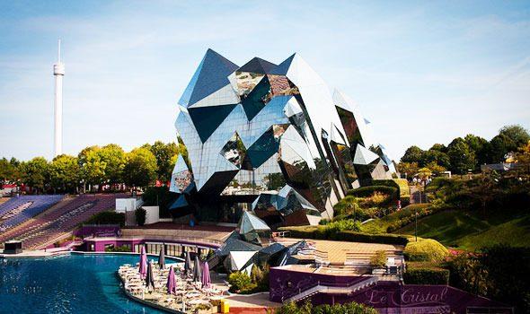 Futuroscope: il parco dei divertimenti del futuro