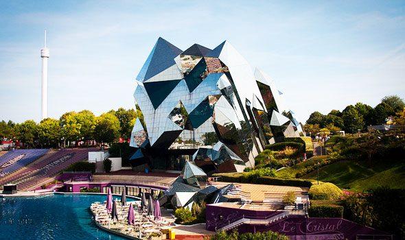 Futuroscope: il parco dei divertimenti del Futuro!