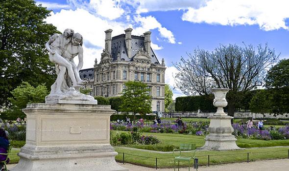 Il Giardino delle Tuileries: il giardino pubblico più grande e antico di Parigi