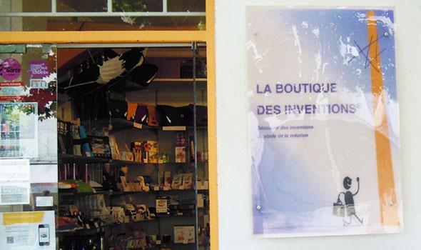 Il negozio delle invenzioni di Parigi