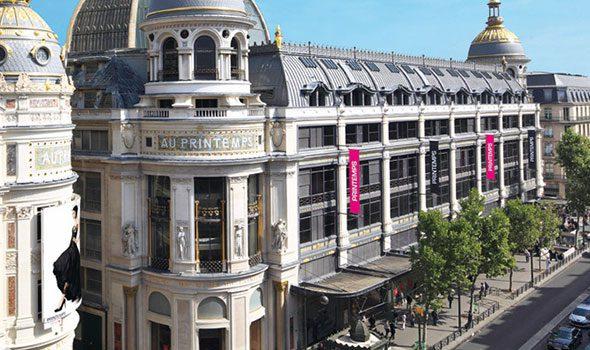 Printemps Haussman: il tempio dell'alta moda di Parigi