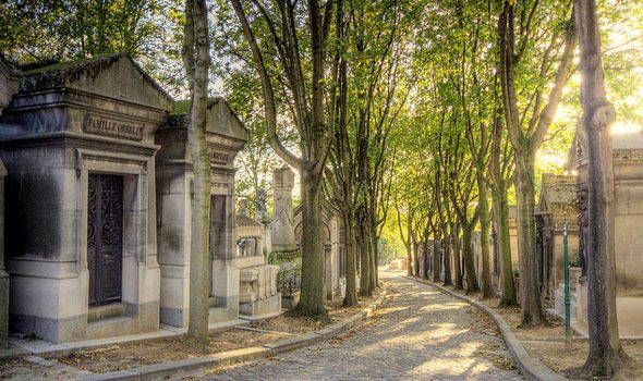 Le 6 tombe più famose di Parigi