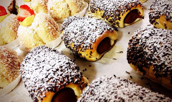 La Maison Guerard, la boulangerie italiana di Parigi