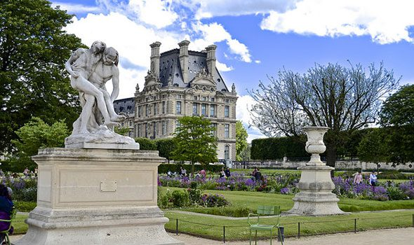 Il Giardino delle Tuileries: il più grande e antico di Parigi