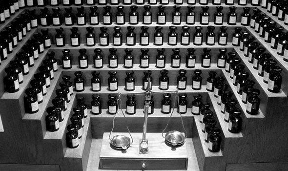 "Museo del profumo ""Fragonard"" di Parigi"