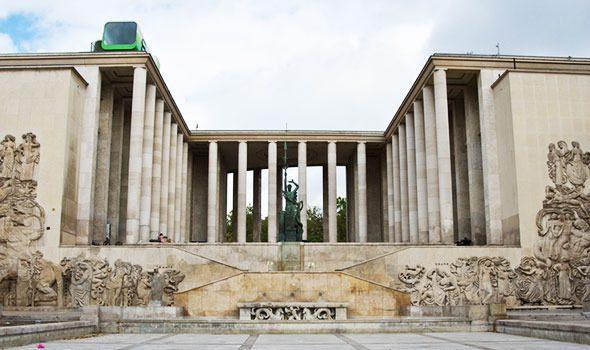 Il Palais de Tokyo, importante polo di arte contemporanea ed eventi culturali a Parigi