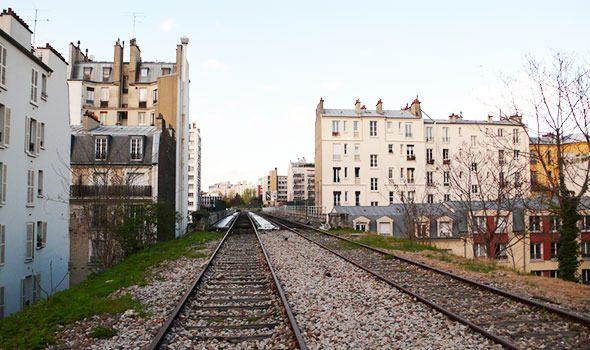 """La """"Petite Ceinture"""", un angolo di Parigi ancora sconosciuto ai turisti"""