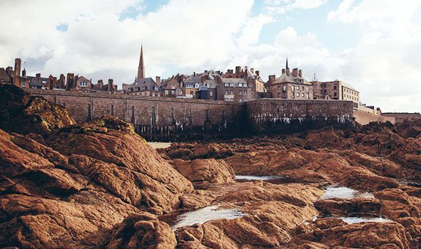 Saint-Malo: la splendida città dei corsari