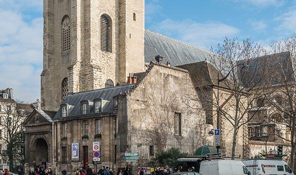 abbazia-saint-germain-des-pres-parigi