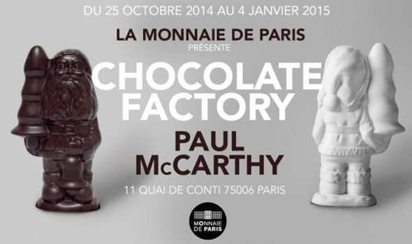 Chocolate Factory de Paul McCarthy