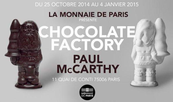 Chocolate Factory de Paul McCarthy
