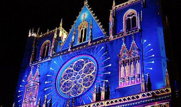 La festa delle luci di Lione: uno spettacolo incantevole di luci e colori