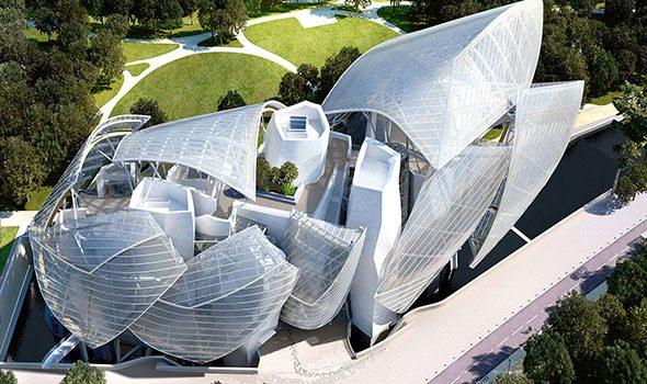 La Fondazione Louis Vuitton di Parigi: dalla moda all'arte contemporanea