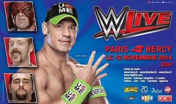 WWE Tour (Wrestling)