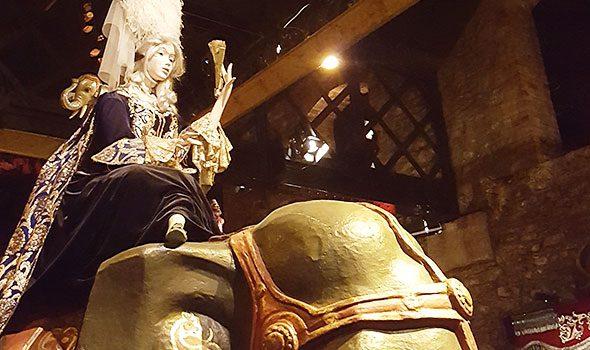 Festival delle Meraviglie del museo delle Giostre e delle Arti Circensi di Parigi