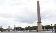 L'antico e imponente obelisco di Luxor a Parigi